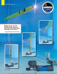 Marine Technology Magazine, page 24,  Oct 2016