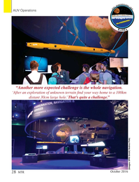 Marine Technology Magazine, page 28,  Oct 2016