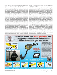 Marine Technology Magazine, page 31,  Oct 2016