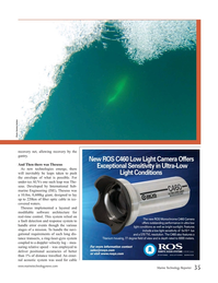 Marine Technology Magazine, page 35,  Oct 2016