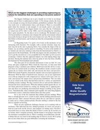 Marine Technology Magazine, page 39,  Oct 2016