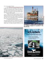 Marine Technology Magazine, page 41,  Oct 2016
