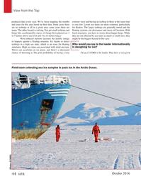 Marine Technology Magazine, page 44,  Oct 2016