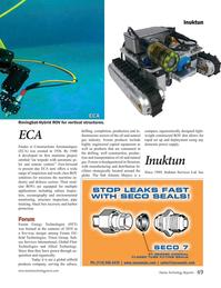 Marine Technology Magazine, page 49,  Oct 2016