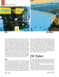 Marine Technology Magazine, page 50,  Oct 2016