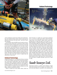 Marine Technology Magazine, page 51,  Oct 2016