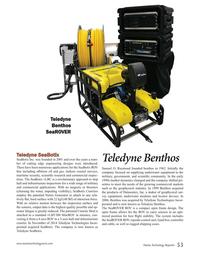 Marine Technology Magazine, page 53,  Oct 2016