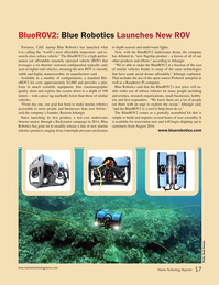 Marine Technology Magazine, page 57,  Oct 2016