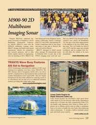 Marine Technology Magazine, page 59,  Oct 2016