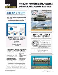 Marine Technology Magazine, page 63,  Oct 2016