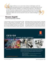 Marine Technology Magazine, page 9,  Nov 2016