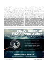 Marine Technology Magazine, page 11,  Nov 2016