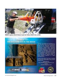 Marine Technology Magazine, page 19,  Nov 2016