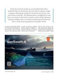 Marine Technology Magazine, page 21,  Nov 2016