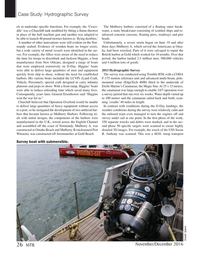 Marine Technology Magazine, page 26,  Nov 2016