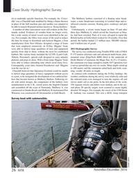 Marine Technology Magazine, page 26,  Nov 2016