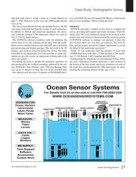 Marine Technology Magazine, page 27,  Nov 2016