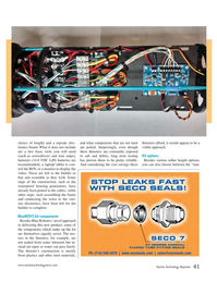 Marine Technology Magazine, page 41,  Nov 2016