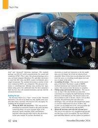 Marine Technology Magazine, page 42,  Nov 2016
