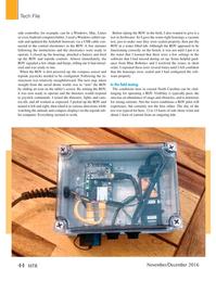 Marine Technology Magazine, page 44,  Nov 2016