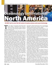 Marine Technology Magazine, page 50,  Nov 2016