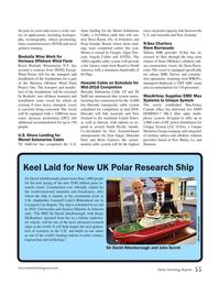Marine Technology Magazine, page 55,  Nov 2016