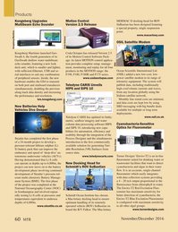 Marine Technology Magazine, page 60,  Nov 2016