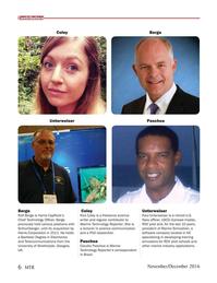 Marine Technology Magazine, page 6,  Nov 2016