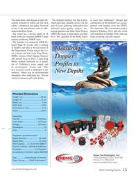 Marine Technology Magazine, page 15,  Jan 2017
