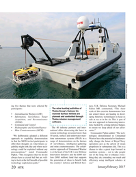 Marine Technology Magazine, page 20,  Jan 2017