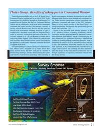 Marine Technology Magazine, page 21,  Jan 2017