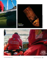 Marine Technology Magazine, page 25,  Jan 2017