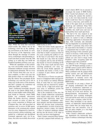 Marine Technology Magazine, page 26,  Jan 2017