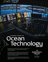 Marine Technology Magazine, page 1,  Jan 2017