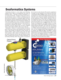 Marine Technology Magazine, page 39,  Jan 2017