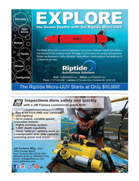 Marine Technology Magazine, page 43,  Jan 2017