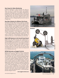 Marine Technology Magazine, page 47,  Jan 2017