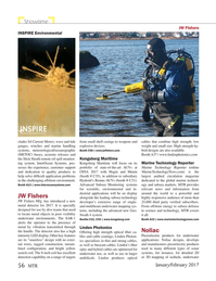 Marine Technology Magazine, page 56,  Jan 2017