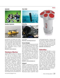 Marine Technology Magazine, page 59,  Jan 2017