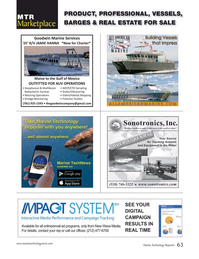 Marine Technology Magazine, page 63,  Jan 2017