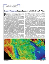 Marine Technology Magazine, page 18,  Mar 2017