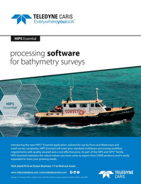 Marine Technology Magazine, page 23,  Mar 2017