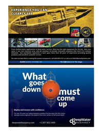 Marine Technology Magazine, page 27,  Mar 2017