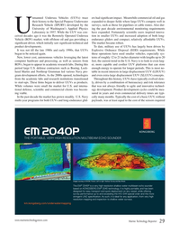 Marine Technology Magazine, page 29,  Mar 2017