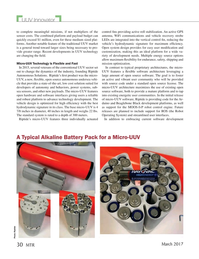 Marine Technology Magazine, page 30,  Mar 2017