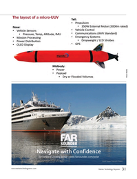 Marine Technology Magazine, page 31,  Mar 2017