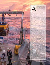 Marine Technology Magazine, page 45,  Mar 2017