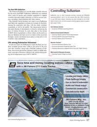 Marine Technology Magazine, page 47,  Mar 2017