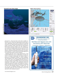 Marine Technology Magazine, page 59,  Mar 2017