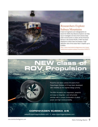 Marine Technology Magazine, page 9,  Apr 2017